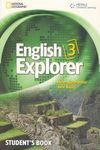 ENGLISH EXPLORER 3 STUDENTS BOOK