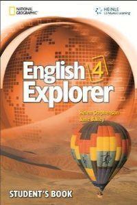 ENGLISH EXPLORER 4 WORKBOOK + CD