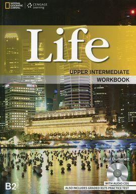 LIFE UPPER INTERMEDIATE EJERCICIOS+CD