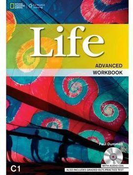 LIFE ADVANCED WORKBOOK+AUDIO CD