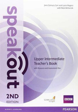 SPEAKOUT UPPER-INTERM.TEACHER WITH RESOURCE 16