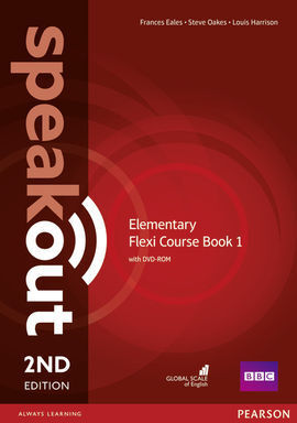 SPEAKOUT ELEMENTARY 2ND EDTION FLEXI COURSEBOOK 1 PACK