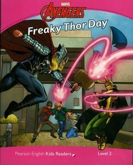 LEVEL 2: MARVEL'S FREAKY THOR DAY