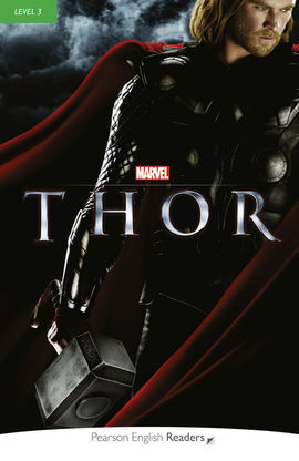 LEVEL 3: MARVEL'S THOR BOOK & MP3 PACK