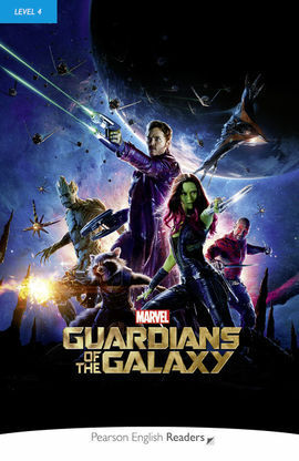 LEVEL 4: MARVEL'S THE GUARDIANS OF THE GALAXY BOOK & MP3 PACK
