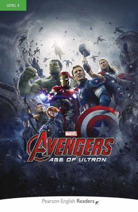 LEVEL 3: MARVEL'S THE AVENGERS: AGE OF ULTRON BOOK & MP3 PACK