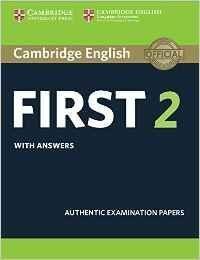 CAMBRIDGE FIRST CERT.ENGLISH 2 ST WITH ANSWERS REVISED 15