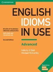 ENGLISH IDIOMS USE ADVANCED 2ED KEY