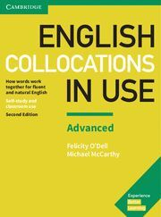 ENGLISH COLLOCATIONS USE ADVANCED 2ªED KEY
