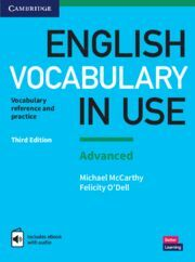 ENGLISH VOCABULARY IN USE. ADVANCED THIRD EDITION
