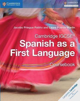 SPANISH AS FIRST LANGUAGE