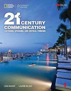 21ST CENTURY COMMUN 1 ALUM+ACCESS CODE