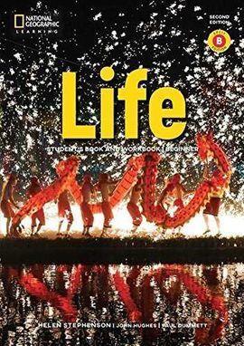 LIFE BEGINNER COMBO B+APP+CD 2E