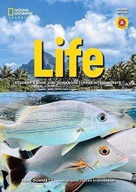 LIFE UPPER-INT COMBO A+APP+CD 2E