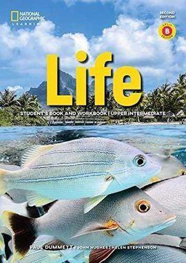 LIFE UPPER-INT COMBO B+APP+CD 2E