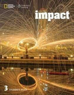 IMPACT 3  B STUDENT'S BOOK