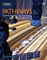PATHWAYS: LISTENING, SPEAKING, AND CRITICAL THINKING 1: STUDENT BOOK1A/ ONLINE WORKBOOK