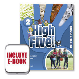 HIGH FIVE! 2 PB (EBOOK) PK