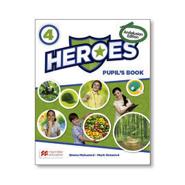 HEROES 4 PUPIL'S BOOK