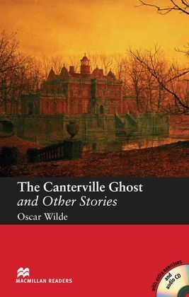 THE CANTERVILLE GHOST AND OTHER STORIES. BOOK + CD
