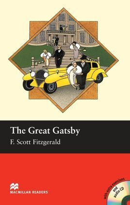 THE GREAT GATSBY. LIBRO + CD