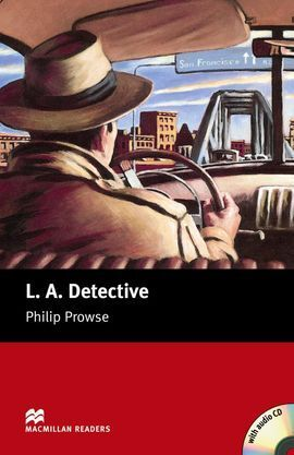 L.A. DETECTIVE. BOOK + CD