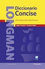 LONGMAN SPANISH CONCISE BILINGUAL DICTIONARY CASED WITH CD-ROM