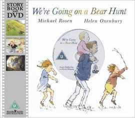 WE RE GOING ON A BEAR HUNT+DVD PB
