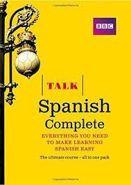 TALK SPANISH COMPLETE 2ND