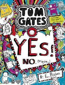 TOM GATES 8: YES!, NO, (MAYBE...)