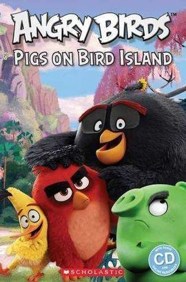 ANGRY BIRDS. PIGS ON BIRD ISLAND