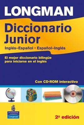 DICCIONARIO INGLES PRIMARIA 2ED (JUNIOR)