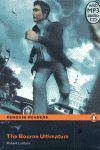 PENGUIN READERS 6: BOURNE ULTIMATUM, THE BOOK AND MP3 PACK