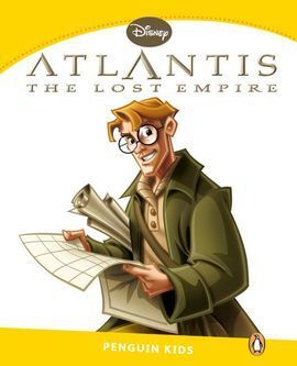 ATLANTIS. THE LOST EMPIRE