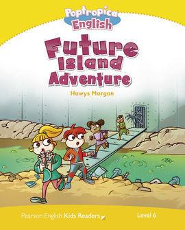 POPTROPICA FUTURE ISLAND