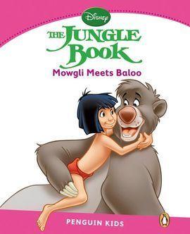 JUNGLE BOOK, THE. MOWGLI MEETS BALOO