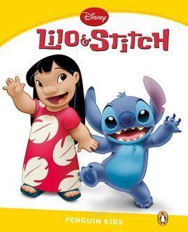 PENGUIN KIDS 6 LILO & STITCH READER