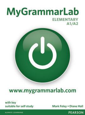 MY GRAMMAR LAB ELEMENTARY A1/A2