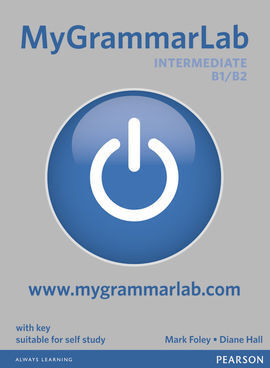 MYGRAMMARLAB INTERMEDIATE + KEY/MYLAB PK