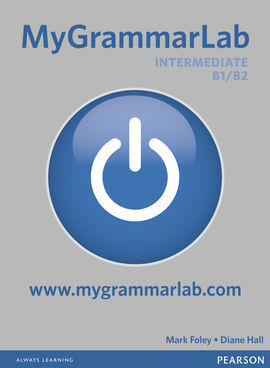 MYGRAMMARLAB INTERMED.WITHOUT KEY AND MYLAB 12 PAC