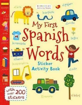 MY FIRST SPANISH WORDS