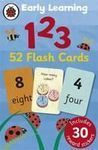 1, 2, 3, (52 FLASH CARDS)