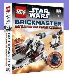 LEGO STAR WARS BRICKMASTER BATTLE FOR THE STOLEN