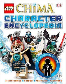 LEGO LEGENDS OF CHIMA THE SECRET HISTORY