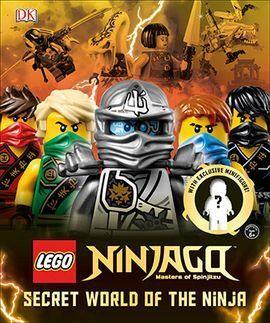 LEGO. NINJAGO. SECRET WORLD OF THE NINJA