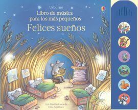 LIBRO DE MÚSICA PARA LOS MÁS PEQUEÑOS DULCES MELODIAS PARA IR A DORMIR