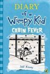 DIARY OF A WIMPY KID 6 CABIN FEVER