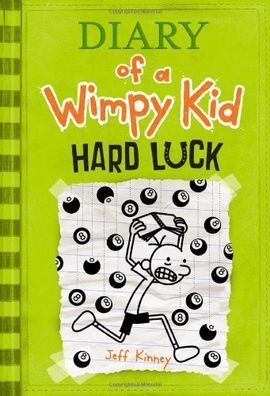 DIARY OF A WIMPY KID 8
