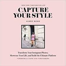 CAPTURE YOUR STYLE - HOW TO TRANSFORM YOUR INSTAGRAM IMAGES (OCTUBRE 2016)