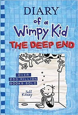 DIARY OF WIMPY KID - THE DEEP END